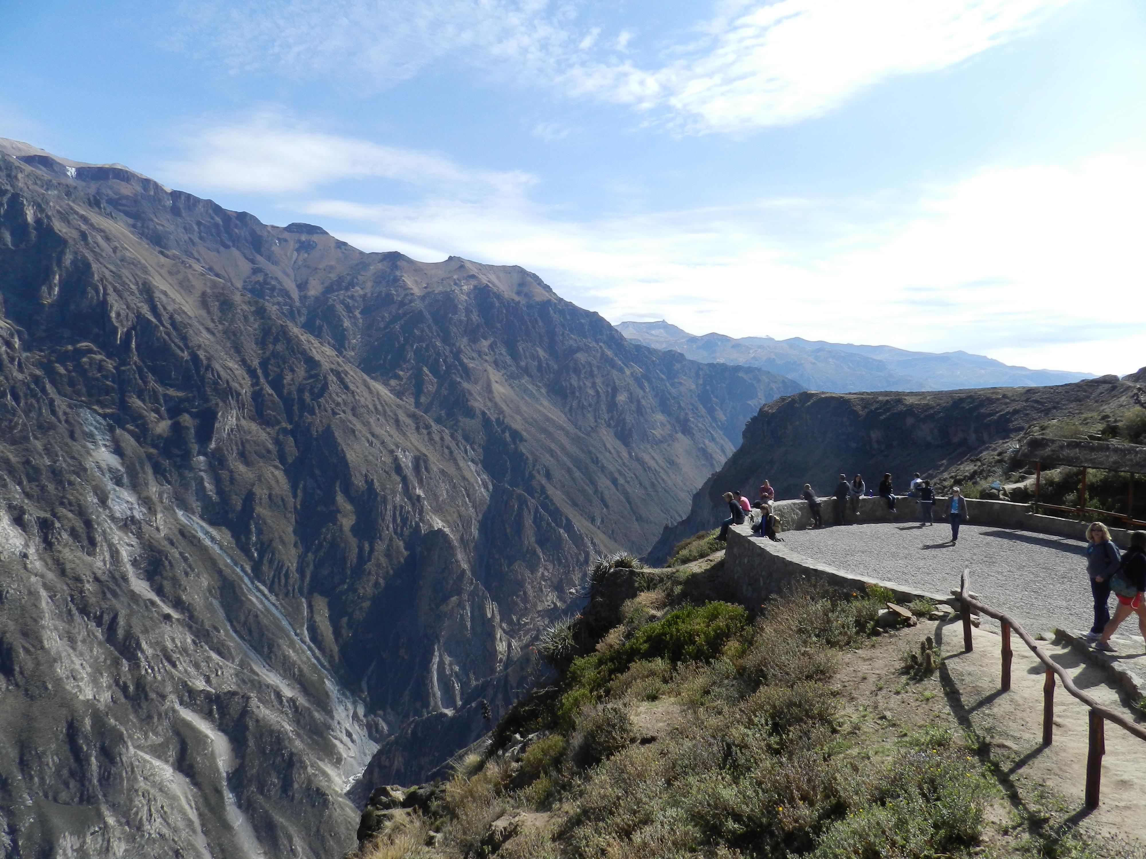 Cañon del Colca - Arequipa